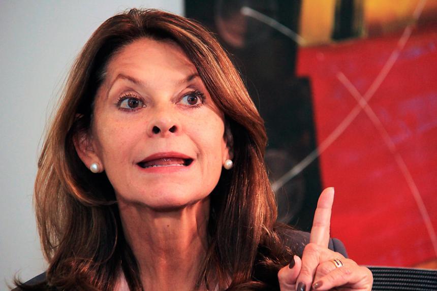 Marta Lucía Ramírez sería candidata presidencial por firmas