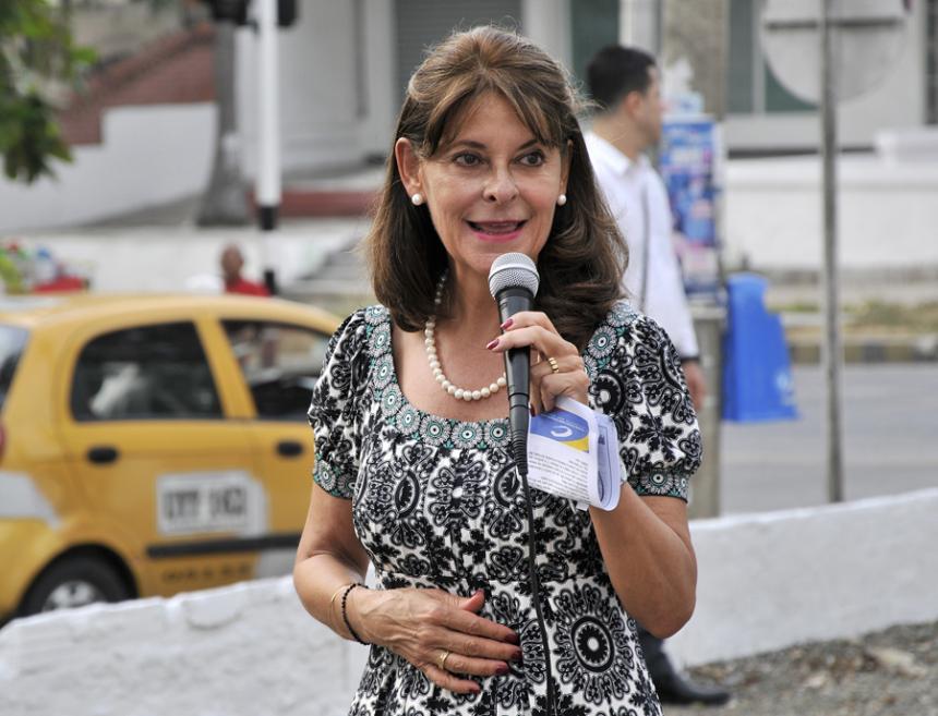 Marta Lucía Ramírez renuncia al Partido Conservador