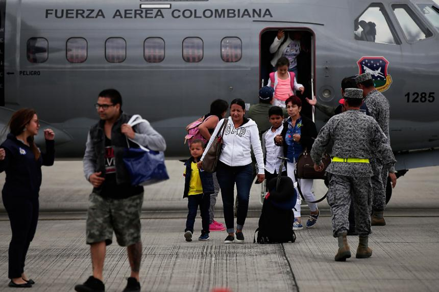 103 colombianos afectados por huracán Irma han retornado: Cancillería