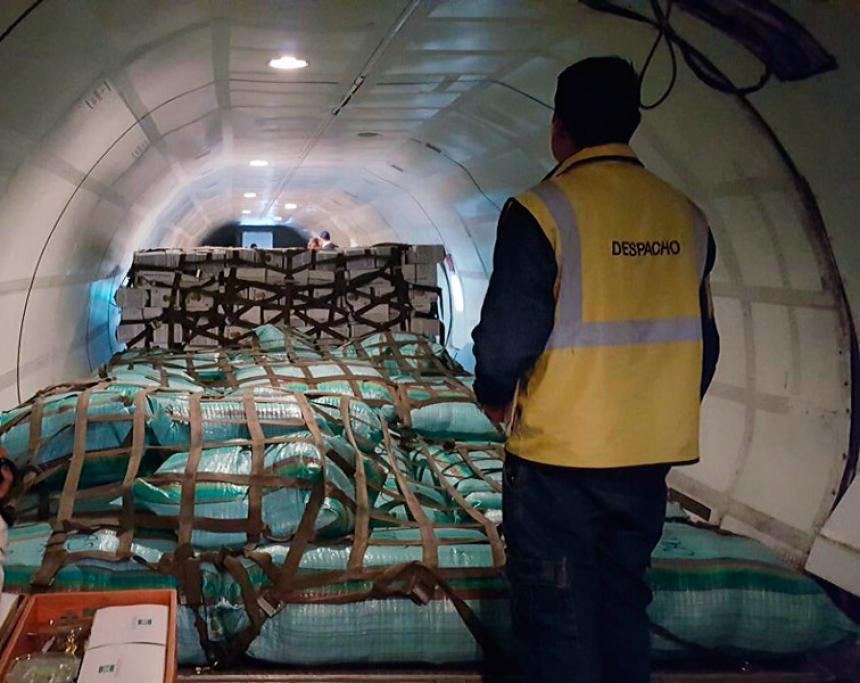 Ofrece gobierno de Ecuador cooperación a México tras terremoto