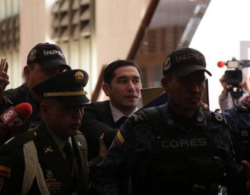Escandalosa declaración del exfiscal anticorrupción Luis Gustavo Moreno