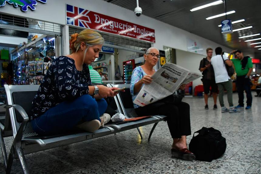 Cancelación de 235 vuelos de Avianca afectó a 26224 pasajeros el domingo