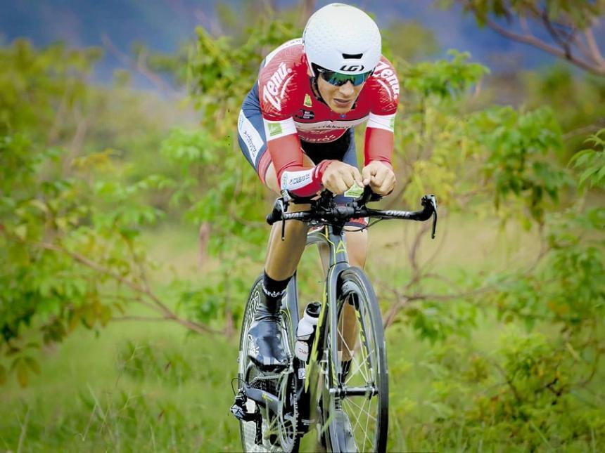 El Caja Rural ficha al sprinter colombiano Nelson Soto