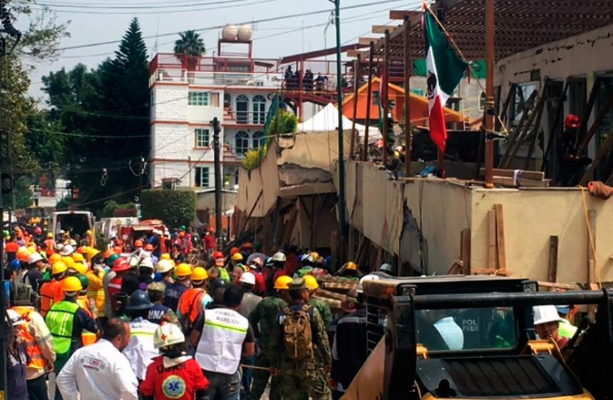 Caso Frida Sofía fue confusión de rescatistas, asegura Nuño