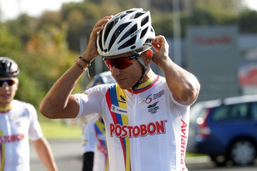 Cortesía Federación Colombiana de Ciclismo