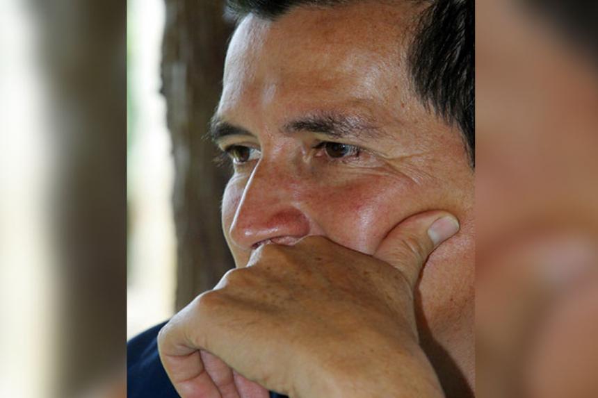 El exciclista colombiano Lucho Herrera confiesa que padece cáncer de piel
