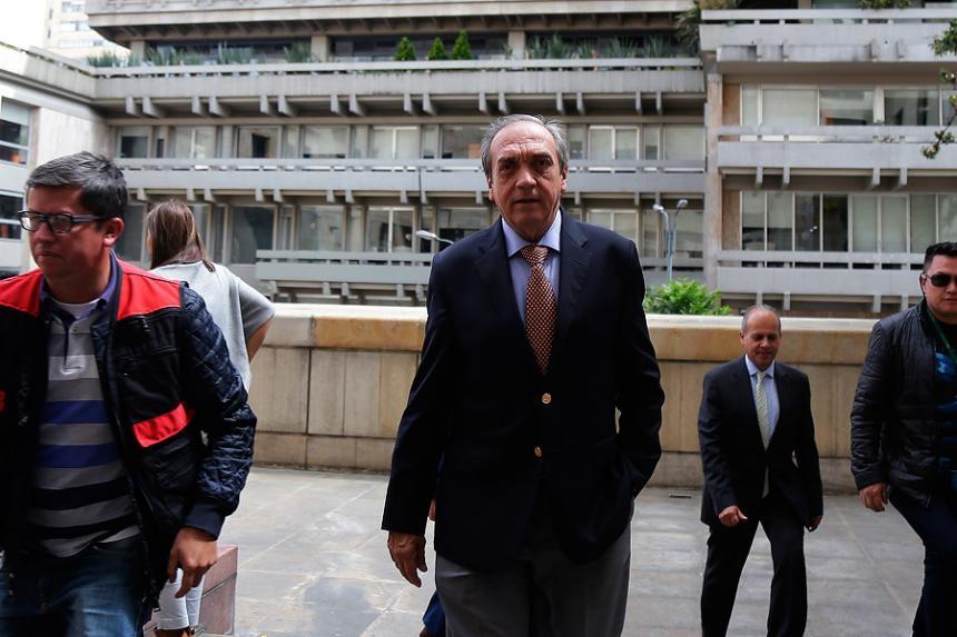 Investigación contra Ramos por caso de corrupción pasa a la Fiscalía