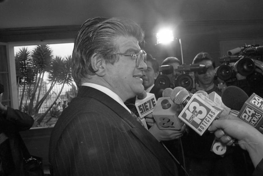 Falleció el abogado penalista Antonio José Cancino