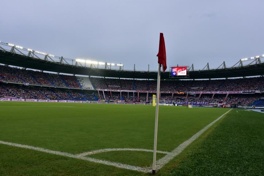 Estadio Metropolitano Roberto Meléndez.
