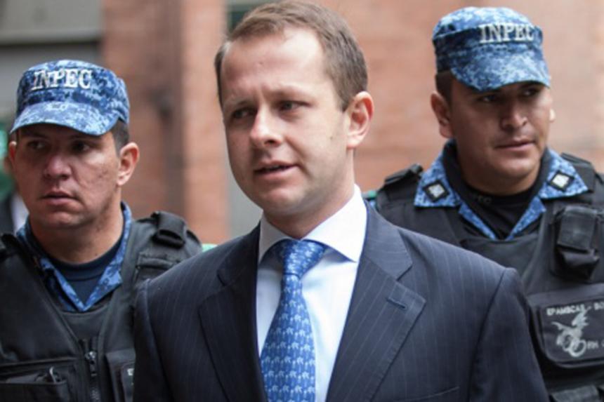 Juez avala extradición de ex ministro Andrés Felipe Arias a Colombia