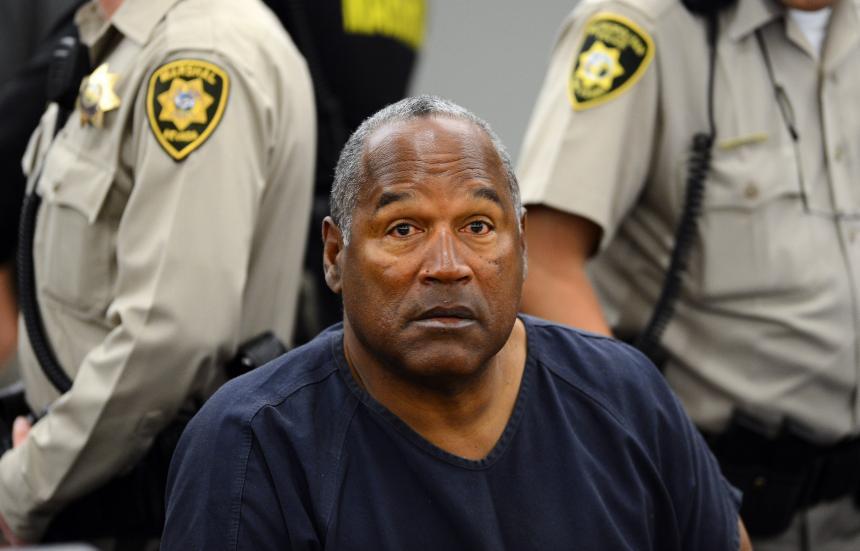 OJ Simpson vivirá en Florida después de su liberación