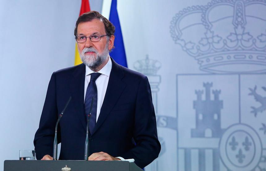 El gobierno de Cataluña proclamó la victoria del