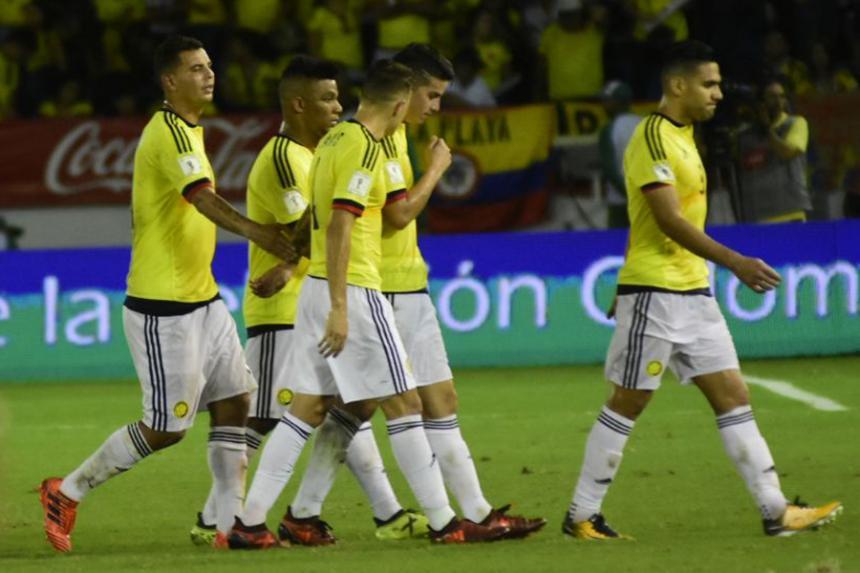 Selección Colombia se prepara para viajar a Perú ¡la esperanza sigue viva!