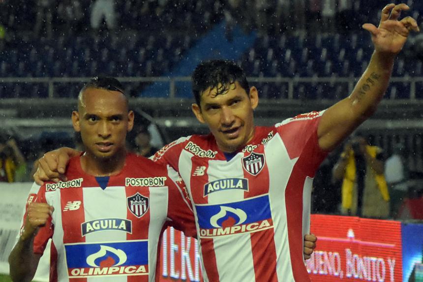 Junior derrota parcialmente a Patriotas en la Copa Águila (1-0)
