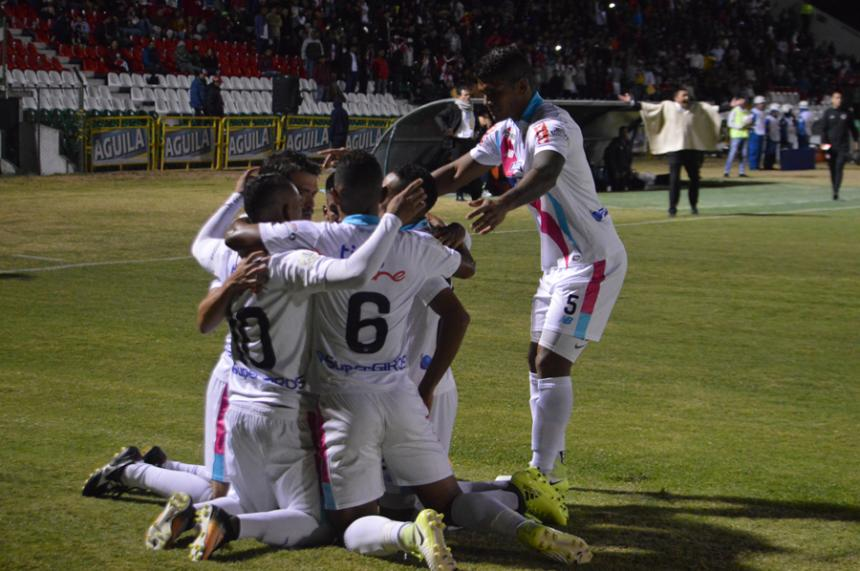 Con Teo y Chará, Junior clasifica a la final de Copa