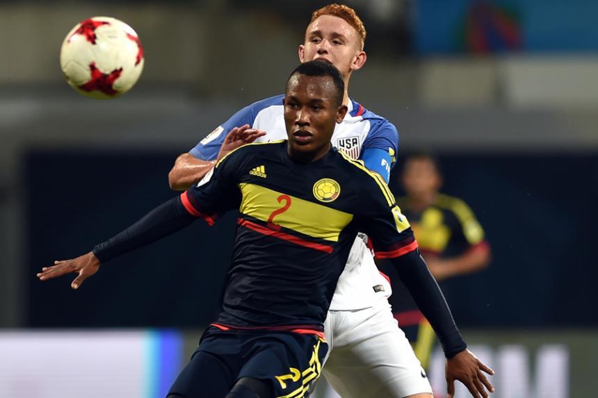 Selección Colombia avanza a octavos en el Mundial Sub-17