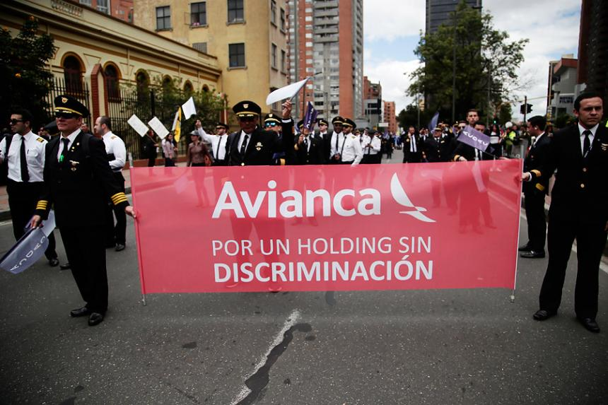 Avianca da ultimátum a los pilotos para que retomen labores — COLOMBIA