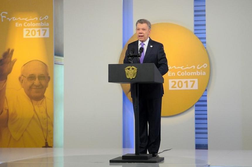 Chatham House británico premia labor de Santos por la paz — VENEZUELA