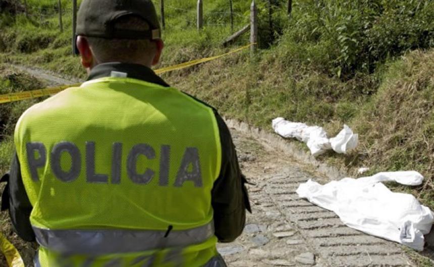 En Guaviare un policía fue asesinado