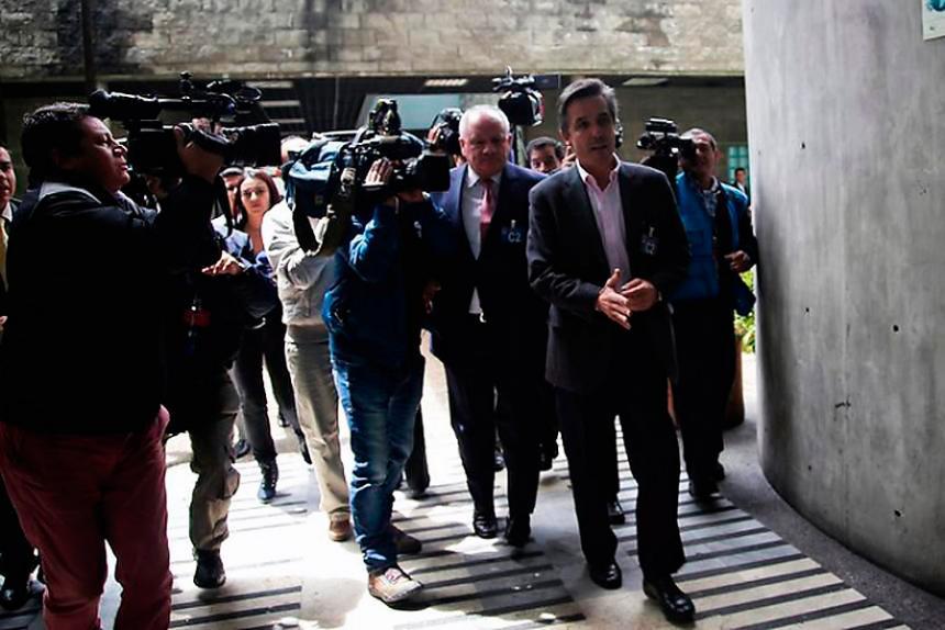 Roberto Prieto tendrá una nueva entrevista en la Fiscalía