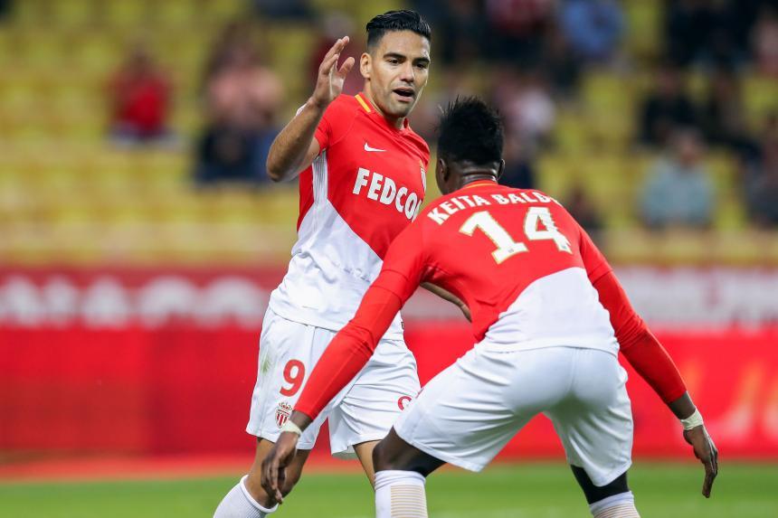 Mónaco derrotó al Burdeos para seguir como escolta del PSG