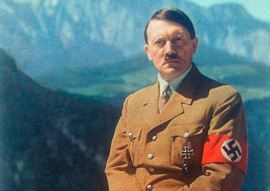 Hitler Casi conseguio el premio Nobel de la Paz Adolf_hitler