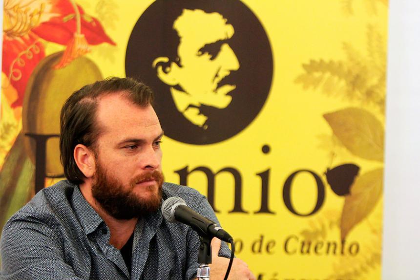 Alejandro Morellón ganó el Premio Hispanoamericano de Cuento Gabriel García Márquez 2017