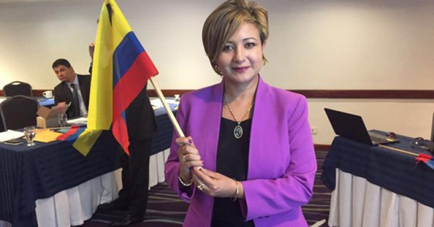 Representante Tatiana Cabello fue suspendida temporalmente por el Centro Democrático