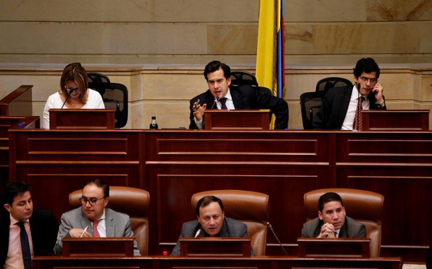 Participación política de Farc podría quedar incluída en Reforma Política