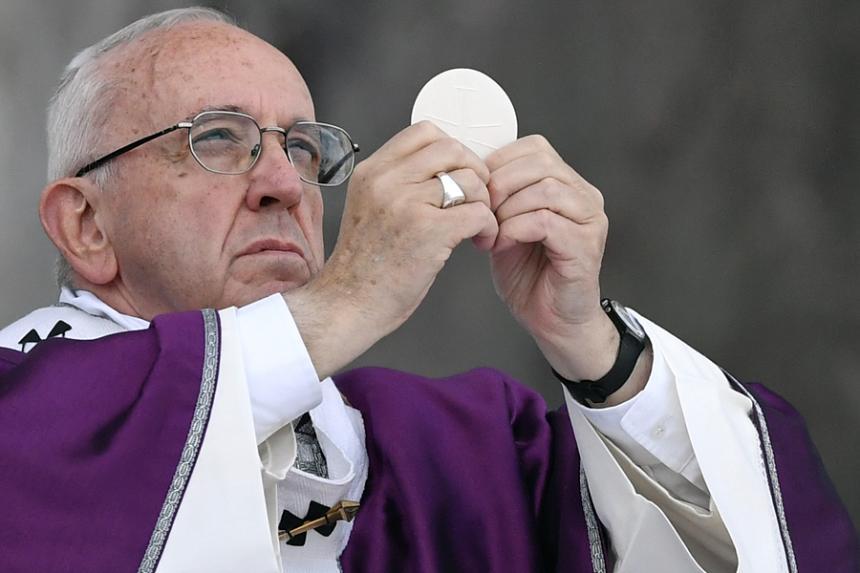 El Mensaje Del Papa Francisco A Quienes Usan Su Celular Durante La