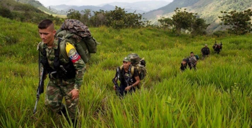 Santos destaca salida de las Farc de lista de terroristas de UE