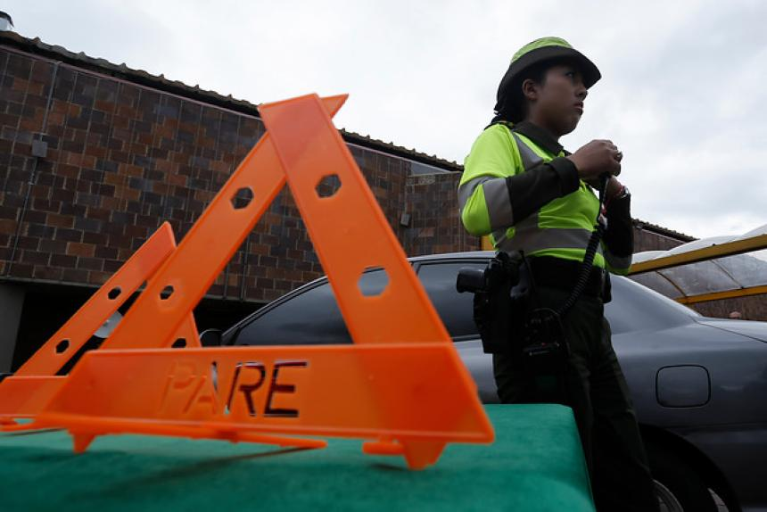 220 ebrios al volante fueron sancionados durante el puente festivo