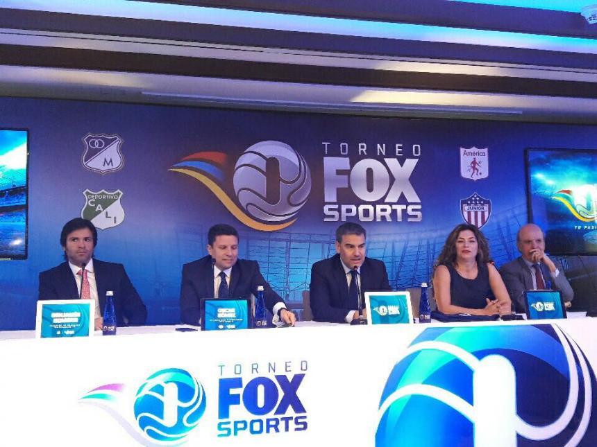 Millonarios, América, Junior y Cali jugarán torneo de pretemporada de Fox Sports