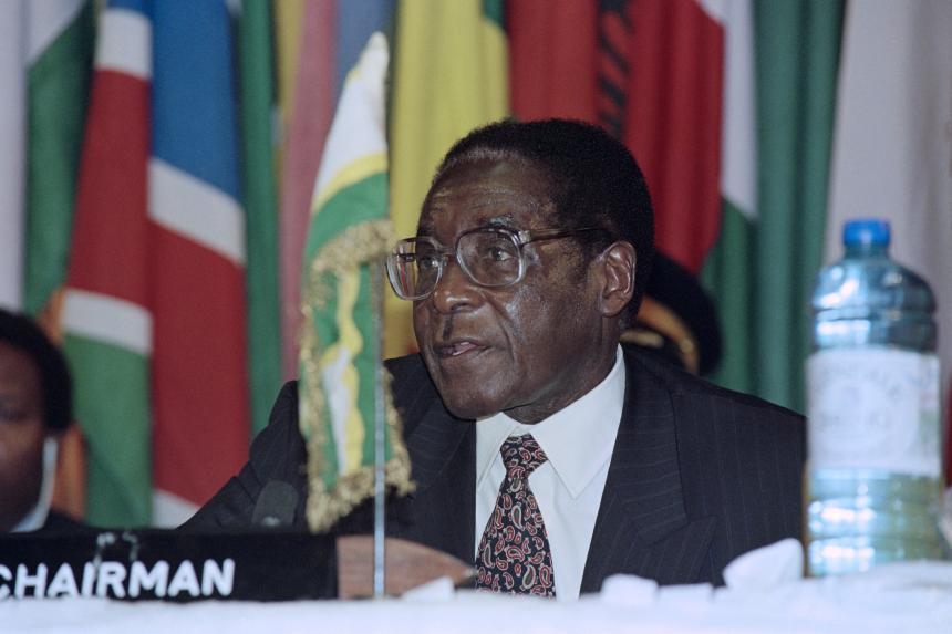 Secretario general de la ONU pide calma tras golpe en Zimbabue