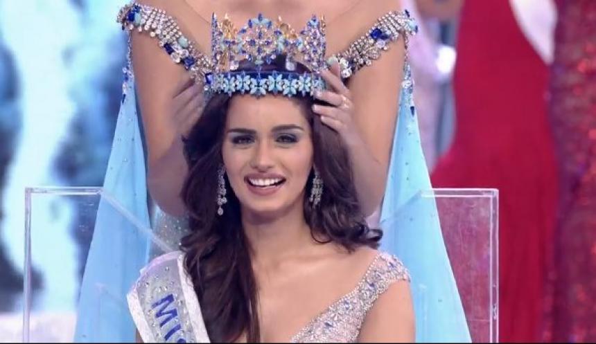 India es la nueva Miss Mundo 2017