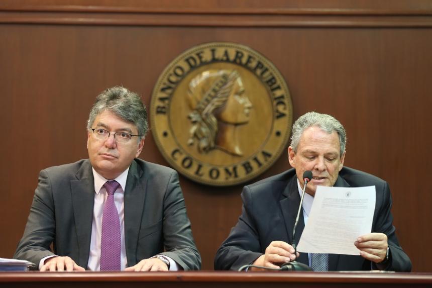 Banco de la República bajó su tasa de interés en 25 puntos