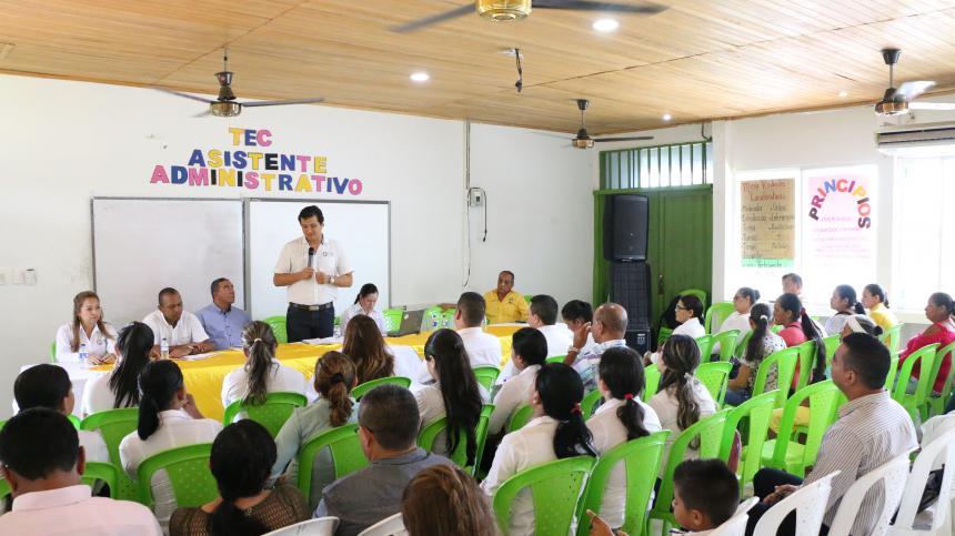 El PAE en Santander contrató empresa de grúas para suministro de tamales