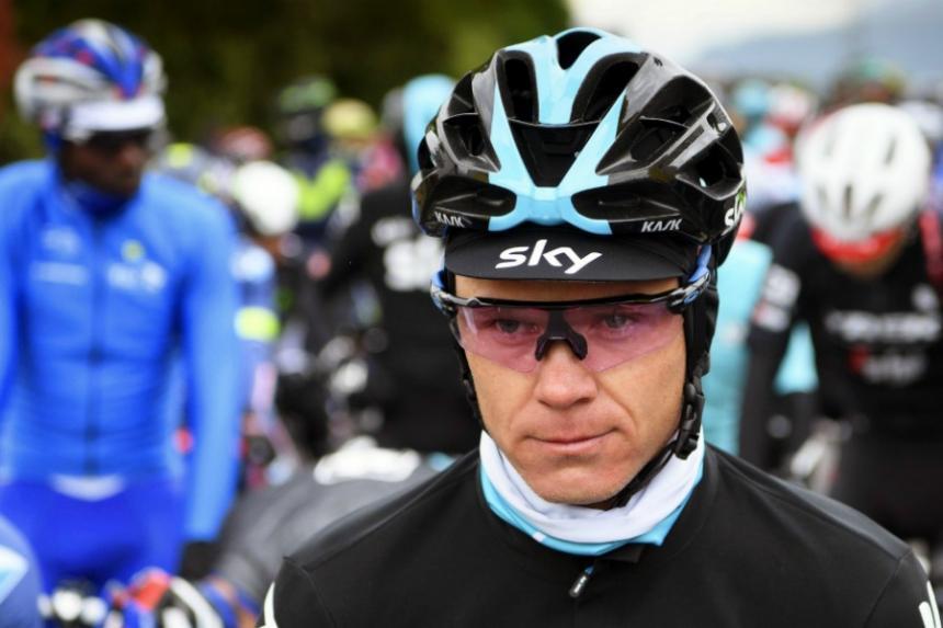 Froome correrá el Giro en 2018