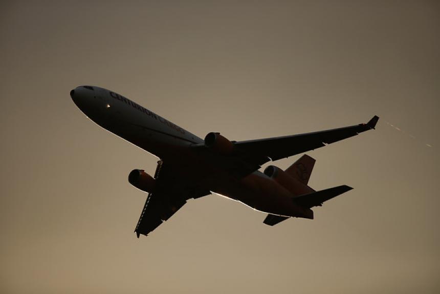 Aeropuerto El Dorado, bajo restricciones aéreas por mal tiempo