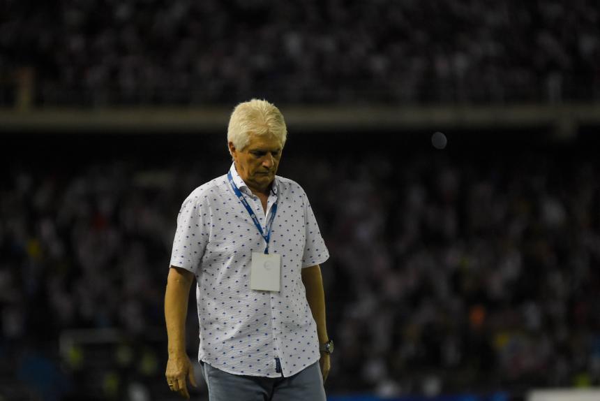 Julio Comesaña no continúa como técnico del Junior