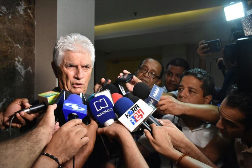 Junior tiene nuevo entrenador y lo confirma el Alcalde de Barranquilla