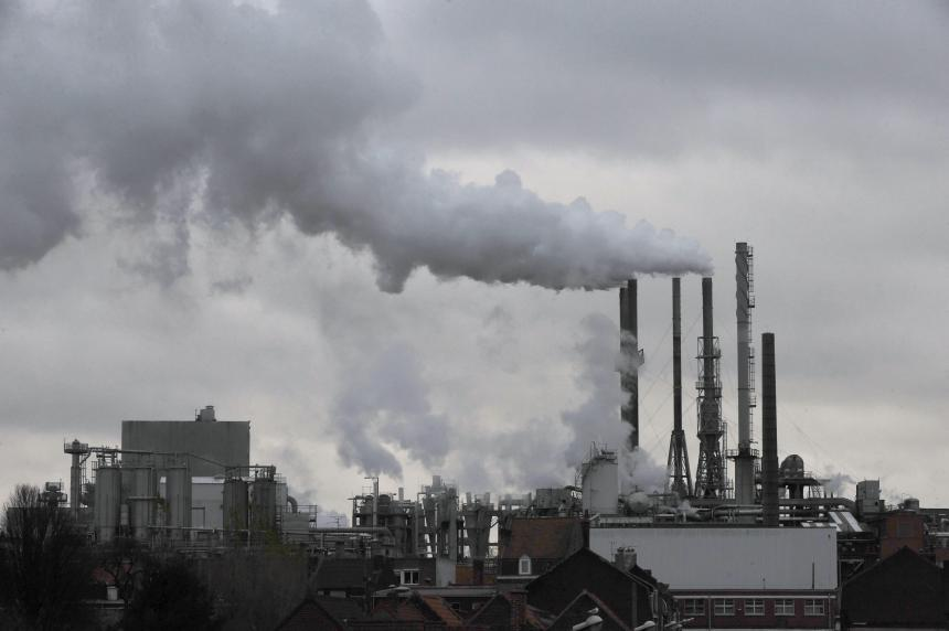 17 millones de niños respiran aire tóxico dijo la UNICEF