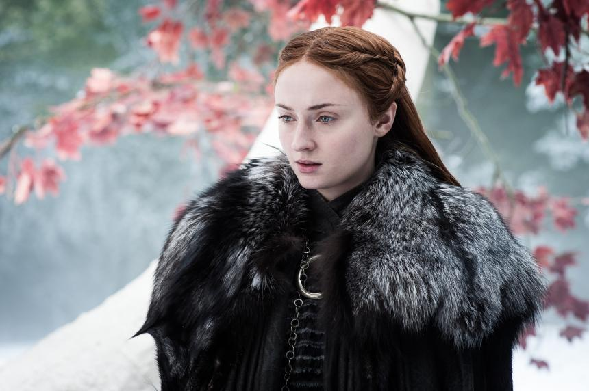Sophie Turner revela detalles de la octava temporada de Game of Thrones