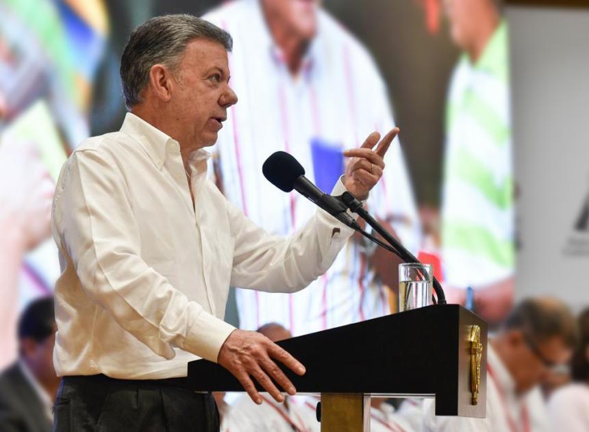 Vamos a continuar peleando para que el proyecto sea aprobado: Santos
