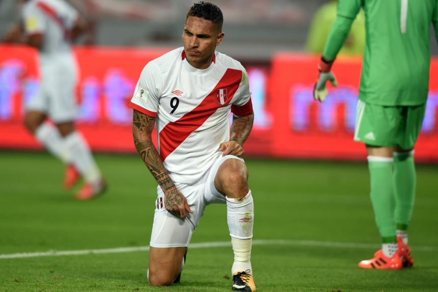 Paolo Guerrero anunció apelación a la sanción impuesta por la FIFA