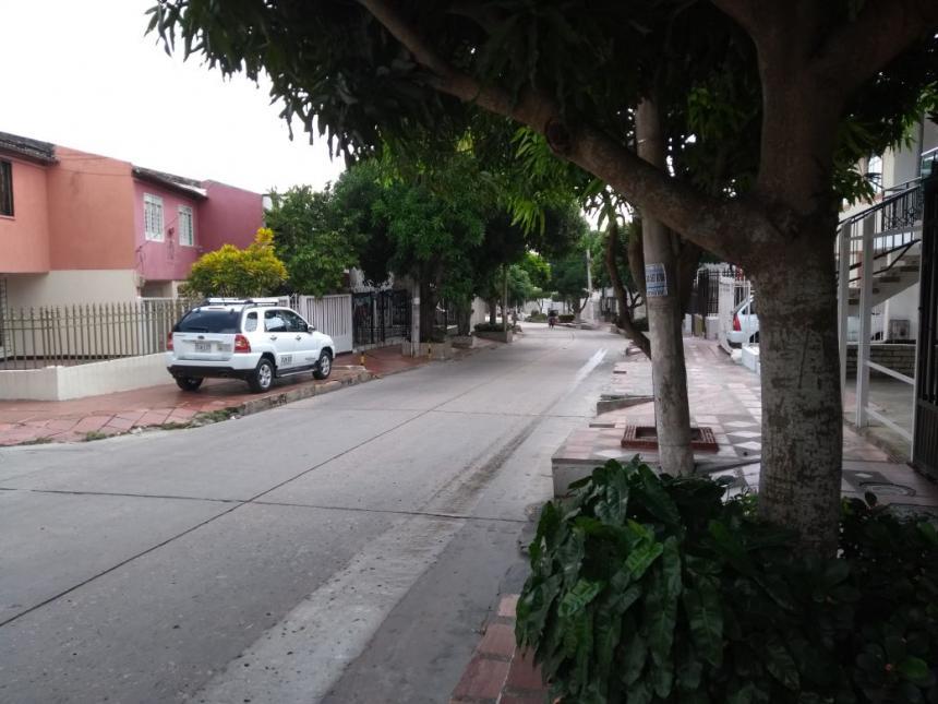 Fallece mujer arrollada por una motocicleta en el barrio El ...