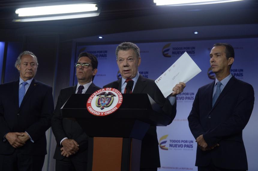 Colombia recibe recertificación como país libre de fiebre aftosa por vacunación