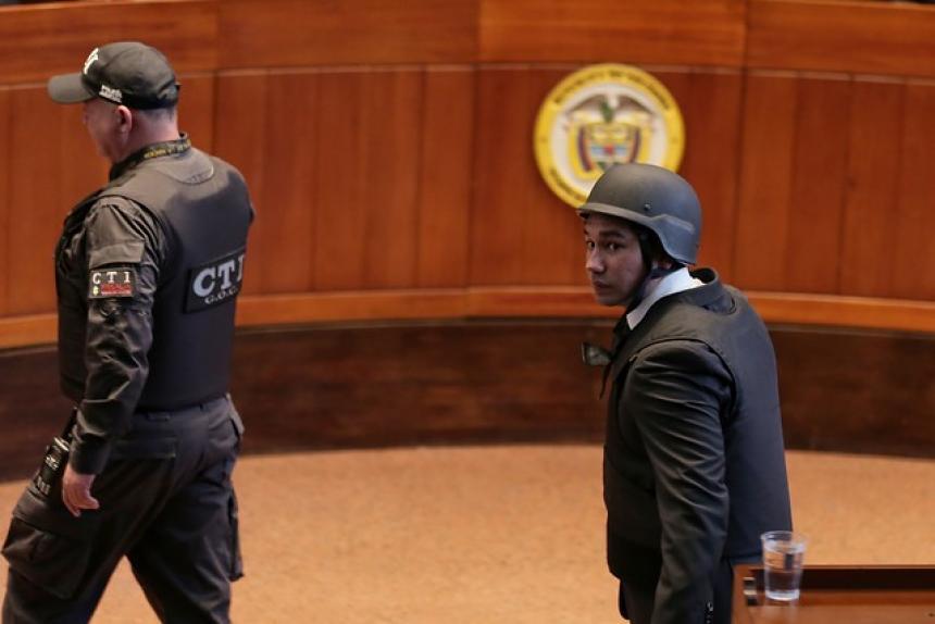 Luis Gustavo Moreno pide rebaja de pena por declararse culpable