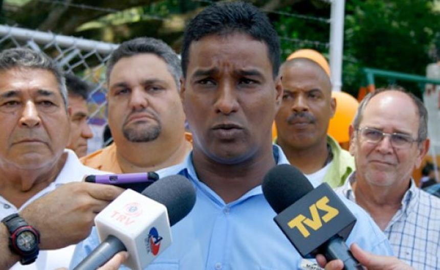 Dirigente opositor huyó de Venezuela