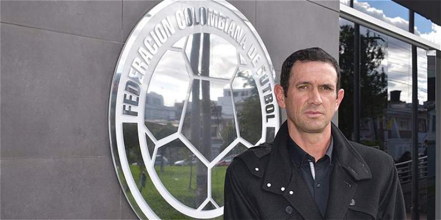 Arturo Reyes es el nuevo entrenador de la Sub-20 — Selección Colombia